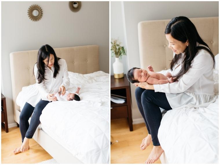 Chicago Newborn and Lifestyle Photographer | Blossom Lane Photography