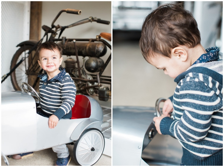 Babys first year // Blossom Lane Photography / Naperville Family Photographer