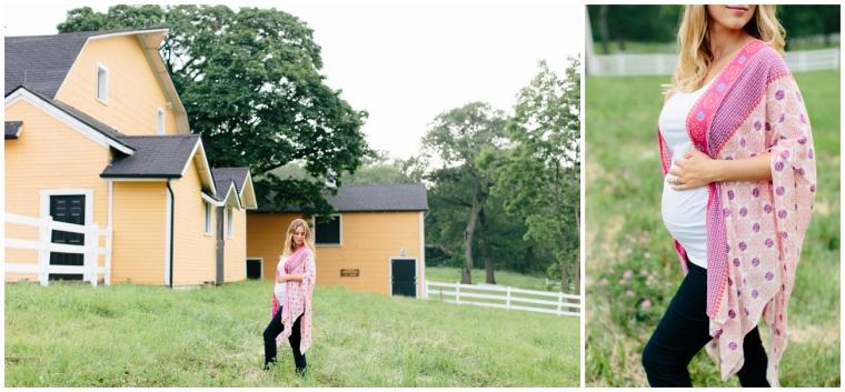 Maternity session / Chicago suburbs / Naperville / St. James Farm  / BlossomLanePhotography.com